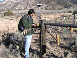 dsi dawson surveys land surveying santa fe nm new mexico