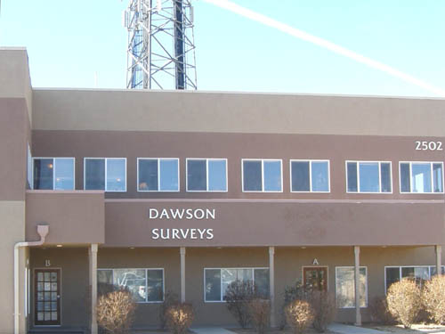 dsi dawson surveys office building santa fe nm new mexico